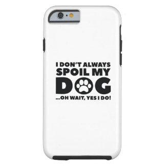 Funda Resistente iPhone 6 Estropee mi perro