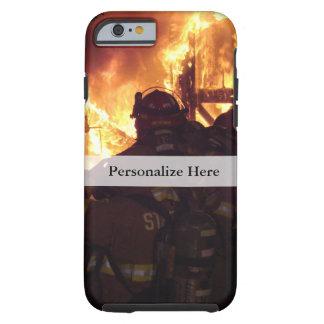 Funda Resistente iPhone 6 Fuego contraincendios de la estructura