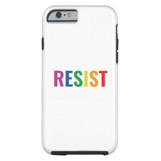 Funda Resistente iPhone 6 Glbt resiste