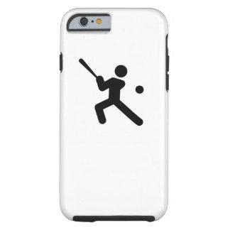 Funda Resistente iPhone 6 Icono fresco del deporte del BÉISBOL el |