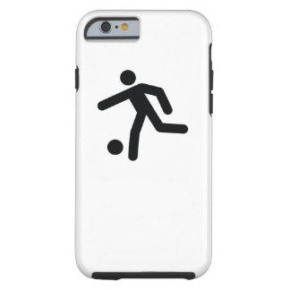 Funda Resistente iPhone 6 Icono fresco del deporte del FÚTBOL el |