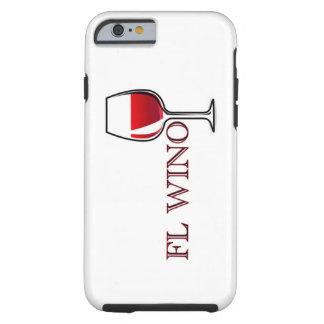 Funda Resistente iPhone 6 iPhone 6/6Plus del borracho de FL