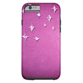 Funda Resistente iPhone 6 iPhone 6/6s, púrpura dura de la caja del teléfono