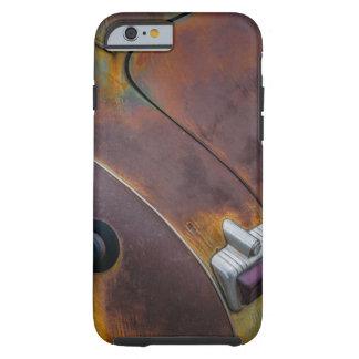 Funda Resistente iPhone 6 La belleza de la textura de un coche envejecido