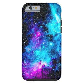 Funda Resistente iPhone 6 La galaxia de la nebulosa protagoniza la caja dura