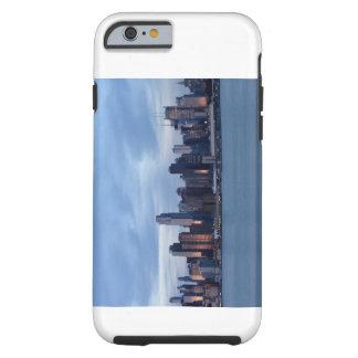 Funda Resistente iPhone 6 línea caso del cielo del iPhone 6/6s Nueva York