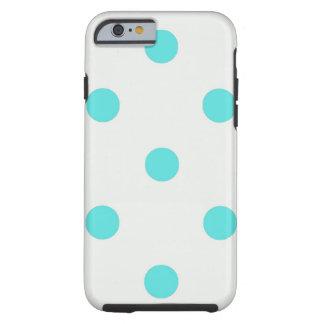 Funda Resistente iPhone 6 Lunares de moda lindos
