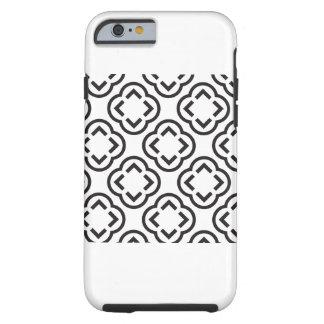 Funda Resistente iPhone 6 Modelo blanco y negro