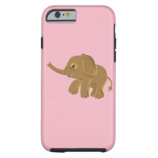 Funda Resistente iPhone 6 NELLIE el iPHONE 6 BARELY THERE del ELEFANTE