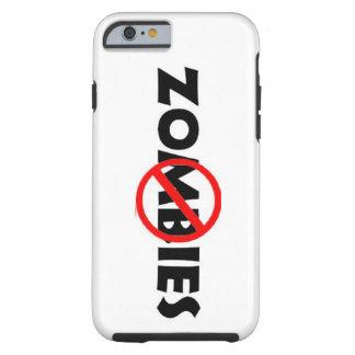 Funda Resistente iPhone 6 Ningunos zombis iP6