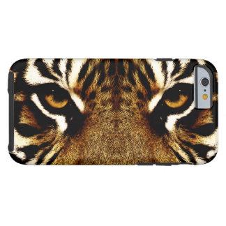 Funda Resistente iPhone 6 Ojos de un tigre