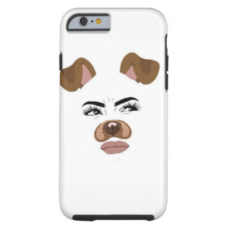 Funda Resistente iPhone 6 perro Fillter