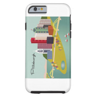 Funda Resistente iPhone 6 Pittsburgh