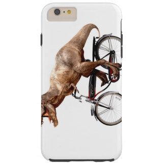 Funda Resistente iPhone 6 Plus Bici del montar a caballo de Trex