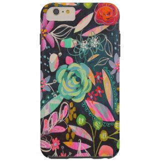Funda Resistente iPhone 6 Plus Caja crepuscular del teléfono celular del jardín