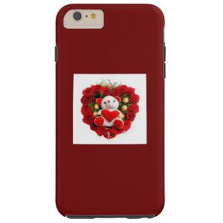 Funda Resistente iPhone 6 Plus caja del teléfono