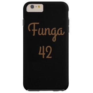 Funda Resistente iPhone 6 Plus Caja del teléfono de Funga 42