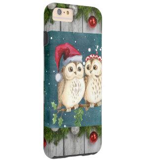 Funda Resistente iPhone 6 Plus el iPhone 6/6s más, navidad duro llama por