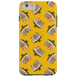 Funda Resistente iPhone 6 Plus Estos Frenchies quieren ser su fractura de plátano