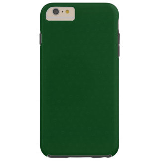 Funda Resistente iPhone 6 Plus Forest Green adaptable moderno,