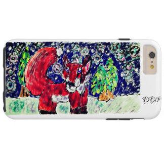 Funda Resistente iPhone 6 Plus Invierno del Fox