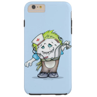Funda Resistente iPhone 6 Plus iPhone EXTRANJERO 6/6s del MONSTRUO de MADDI más