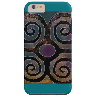 Funda Resistente iPhone 6 Plus Iphone tribal cherokee