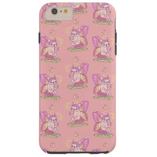 Funda Resistente iPhone 6 Plus La hada linda de Frenchie está echando un encanto
