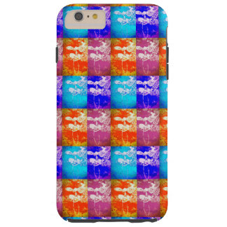 FUNDA RESISTENTE iPhone 6 PLUS  MOSAICO