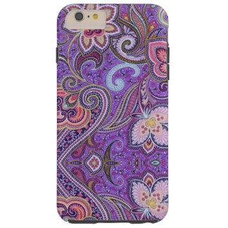 Funda Resistente iPhone 6 Plus Neblina púrpura
