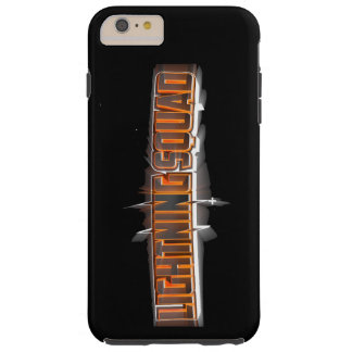 Funda Resistente iPhone 6 Plus Pelotón IPhone 6 del relámpago+/6s+ caso