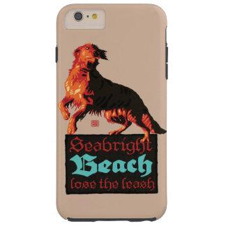 Funda Resistente iPhone 6 Plus Playa de Seabright de Stephen Hosmer