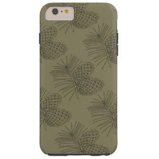 Funda Resistente iPhone 6 Plus Rama dos del pino