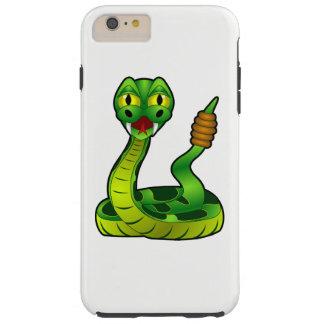 Funda Resistente iPhone 6 Plus Serpiente de cascabel