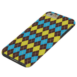 Funda Resistente iPhone 6 Plus Tartán-Modelo escocés 70s…