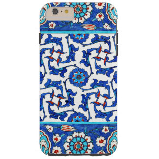 Funda Resistente iPhone 6 Plus teja del iznik