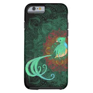 Funda Resistente iPhone 6 Quetzal rizado