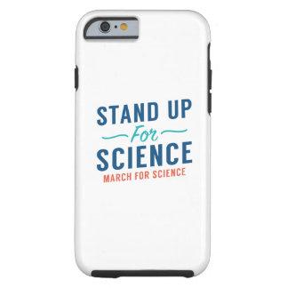 Funda Resistente iPhone 6 Represente para arriba ciencia