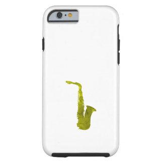 Funda Resistente iPhone 6 Saxofón
