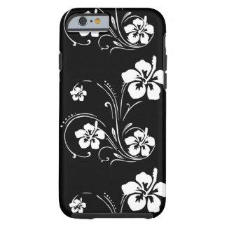 Funda Resistente iPhone 6 Tatuaje de la flor