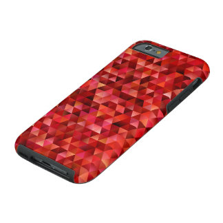 Funda Resistente iPhone 6 Triángulos sangrientos