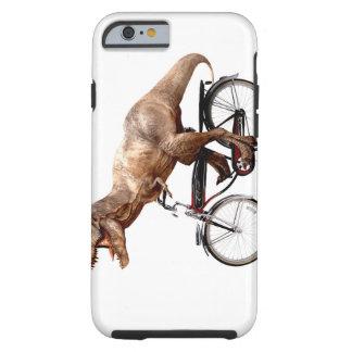 Funda Resistente Para iPhone 6 Bici del montar a caballo de Trex