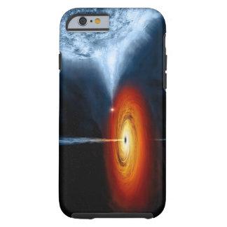 Funda Resistente Para iPhone 6 Caso móvil del calabozo