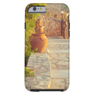 Funda Resistente Para iPhone 6 colección del viaje. Grecia. Kefalonia