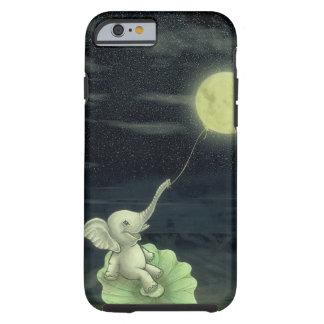 Funda Resistente Para iPhone 6 ¡Déme una secuencia, yo volará a la luna! iPhone 6