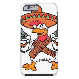 Funda Resistente Para iPhone 6 Gallo mexicano