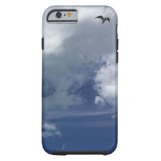 Funda Resistente Para iPhone 6 Gaviota solitaria