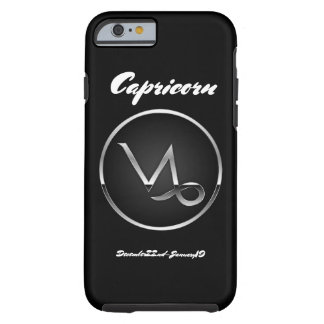 Funda Resistente Para iPhone 6 iPHONE 6 BARELY THERE del CAPRICORNIO