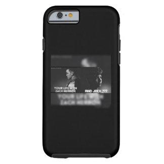 Funda Resistente Para iPhone 6 Nueva historia: Su vida con la caja del teléfono