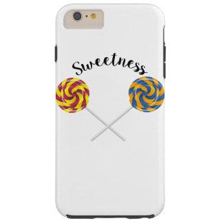 Funda Resistente Para iPhone 6 Plus Cajas dulces del teléfono